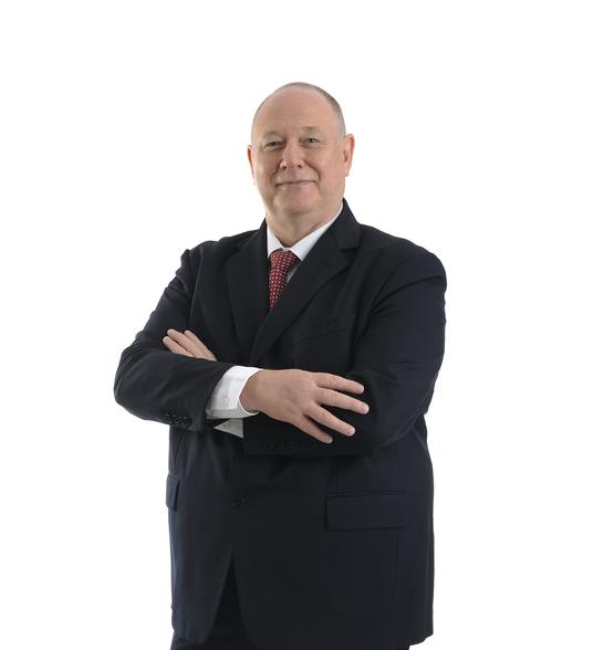 Prof. Graham Kendall 1