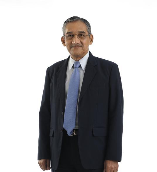 Lt General Datuk Dr William Stevenson 1(1)